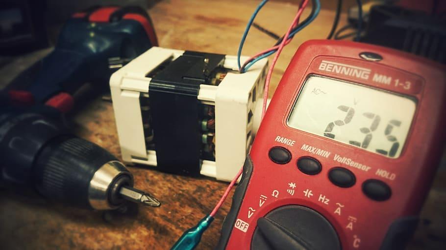 Auto Electrician Equipment
